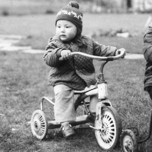 trikes April 1976