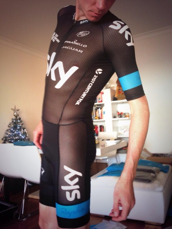 froome mesh suit
