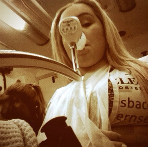 Jessie Ansell Ambulance