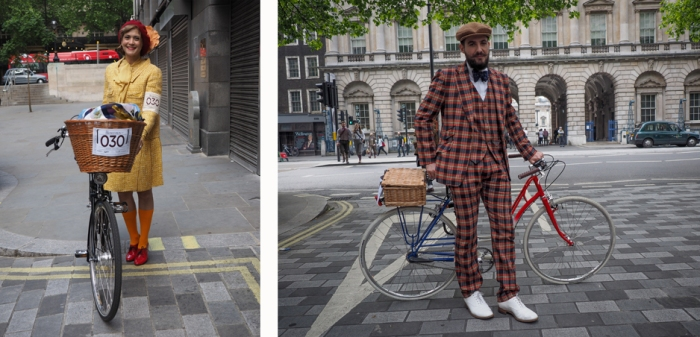 Tweed Run London 2014 -Matt Shaw - Press -5170010