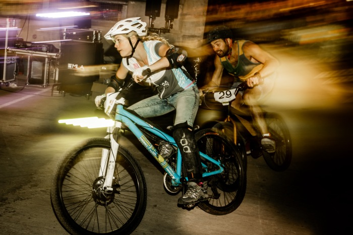 Parkour Ride 2014