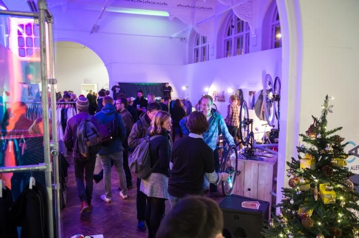 Spin London, Rochelle School, Hackney, London. 2014