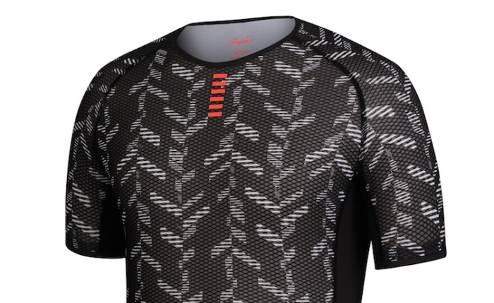 Pro Team Base Layer Short Sleeve Print Angle