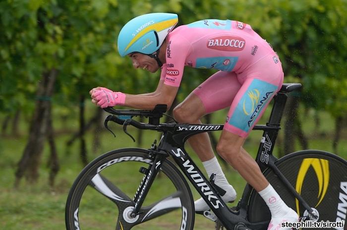 2015, Giro d'Italia, tappa 14 Treviso - Valdobbiadene, Astana 2015, Contador Alberto