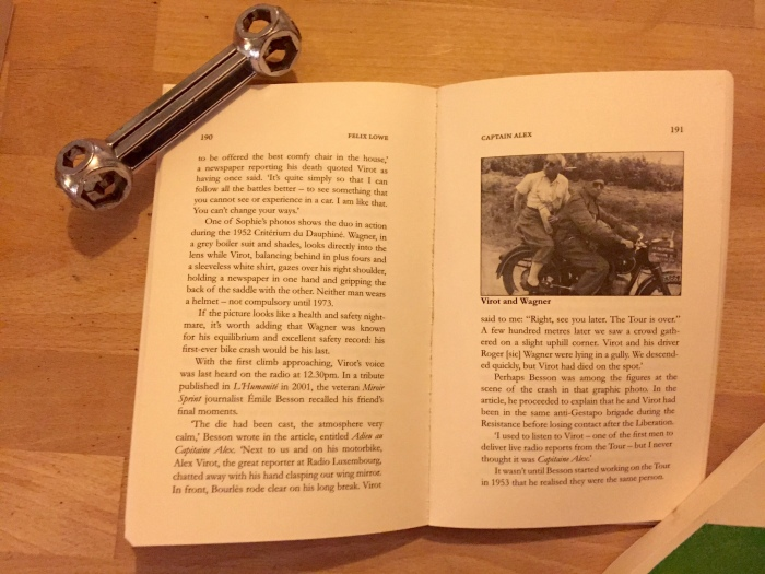 Cycling Anthology inside